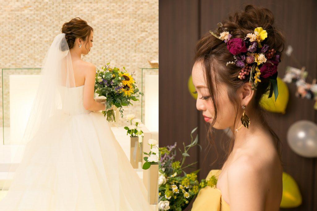 とりん結婚式写真
