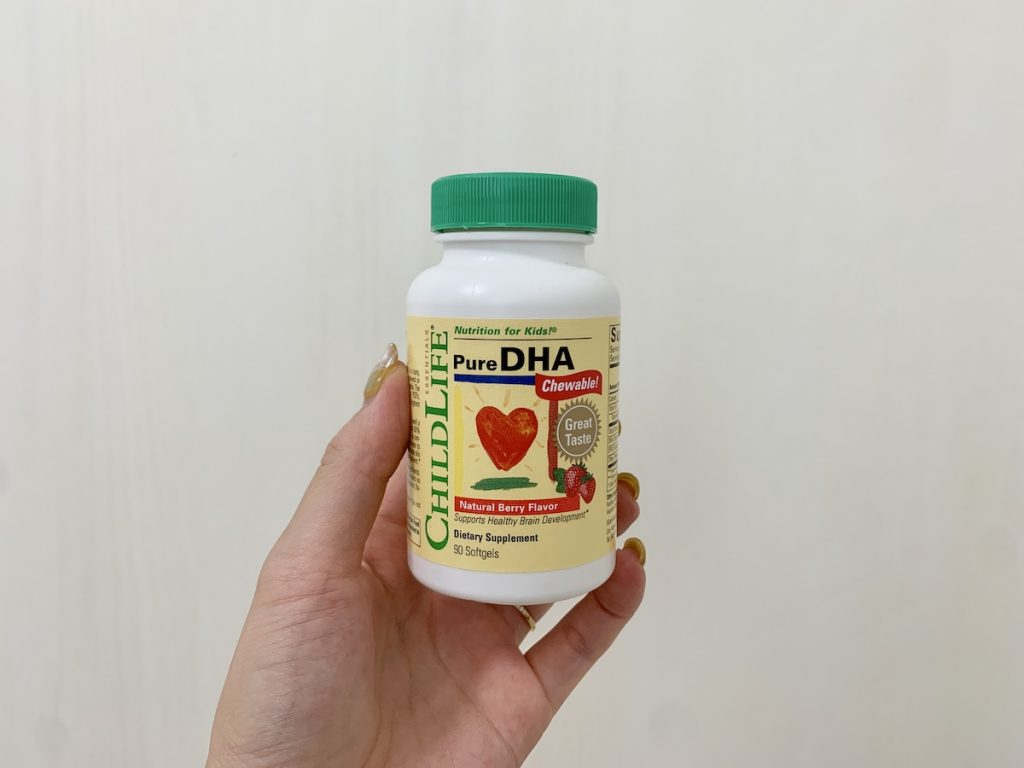 ChildLife, Pure DHA(ピュアDHA)