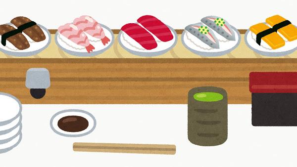 回転寿司方式